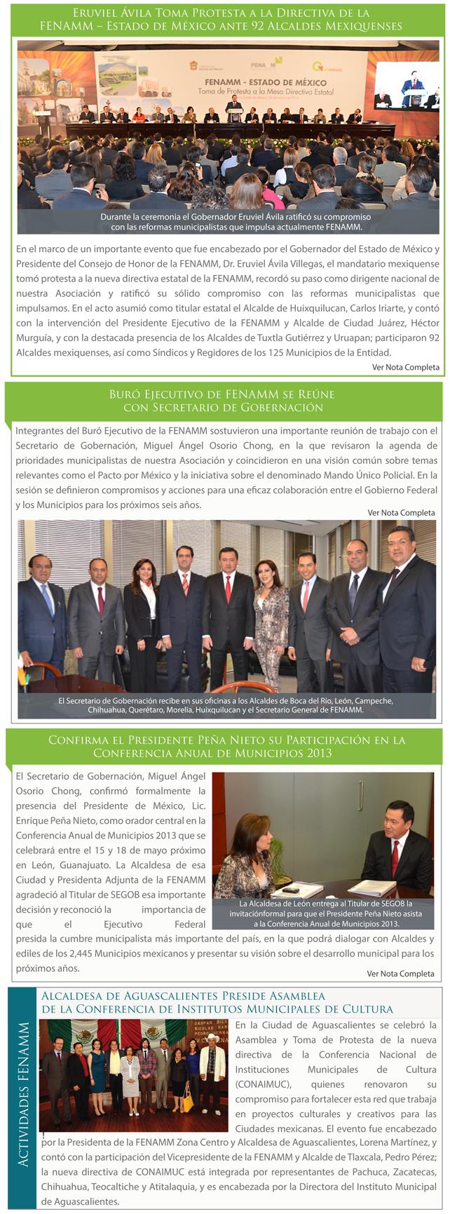 Listado De Presidentes Municipales Del Estado De Mexico 2013
